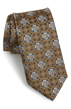 J.Z. Richards - Floral Silk Tie
