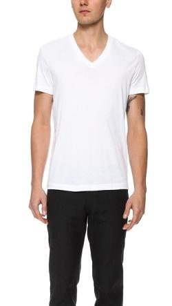 Theory  - Koree V-Neck T-Shirt