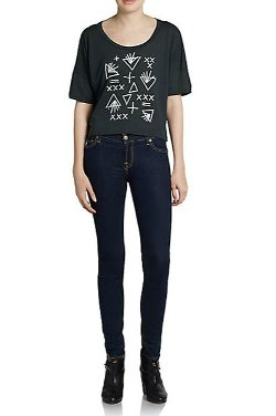 Knot Sisters - Rachel Graphic Tee Shirt