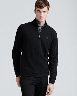 Burberry  - Brit Full Zip Jacket