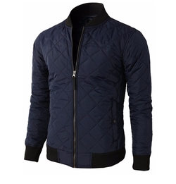 H2H - Quilted Lightweight Zip Up Jacket