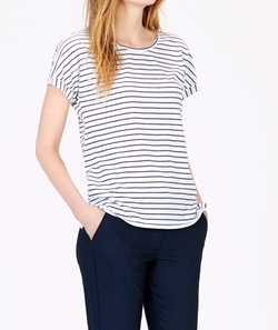 Warehouse Definitives - Breton Stripe Tee