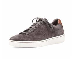 Vince - Simon Suede Low-Top Sneakers