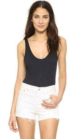 Free People  - Boy Babe Bodysuit