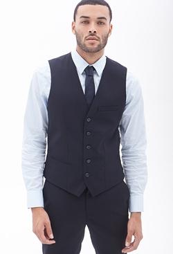 Forever 21 - Classic Woven Vest