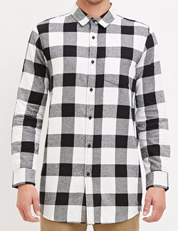 21 Men - Buffalo Plaid Shirt