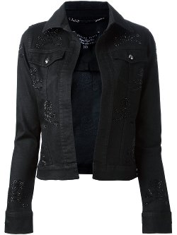 Philipp Plein  - Christina Denim Jacket