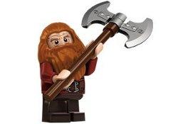Lego  - Hobbit Gloin The Dwarf Minifigure