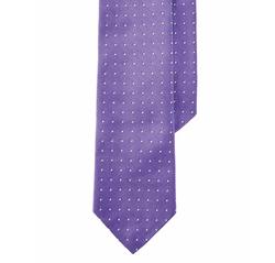 Ralph Lauren - Dotted Silk Repp Tie