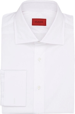 Isaia - Poplin Dress Shirt