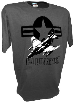 Achtung T Shirt Llc - F4 Phantom Fighter Shirt
