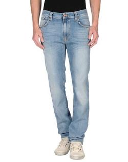 Nudie Jeans Co - Straight Leg Denim Pants