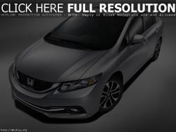 Honda - Civic Sedan