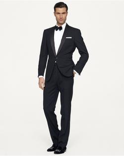Ralph Lauren - Anthony Shawl-Collar Tuxedo Suit