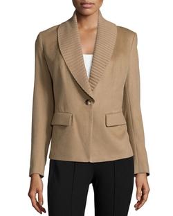 Lafayette 148 New York   - Flori Cashmere Jacket