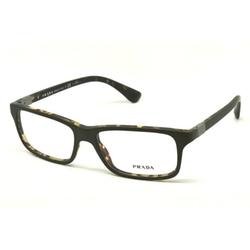 Prada - Matte Tortoise Eyeglasses