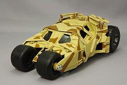 Mattel - The Tumbler Camouflage Version Batmobile