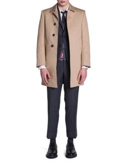 Thom Browne  - Classic Overcoat