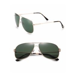 Tom Ford Eyewear - Dominic Navigator Sunglasses