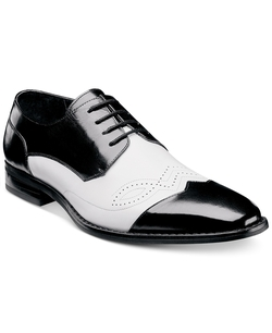 Stacy Adams - Tavin Cap-Toe Oxfords