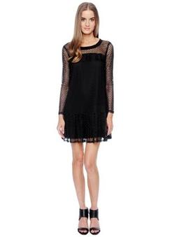 Ella Moss - Nikita Dot Lace Dress