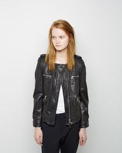 Isabel Marant Étoile  - Kady Leather Jacket