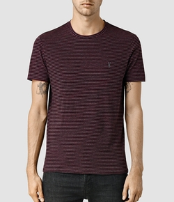 All Saints - Baltis Tonic Crew T-Shirt