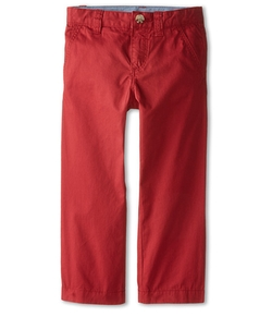 Lacoste - Gabardine Flat Front Chino Pants