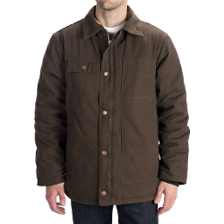 Work King - Washed Canvas Parka