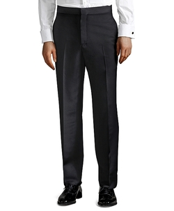 Brooks Brothers - High-Rise Tuxedo Trousers