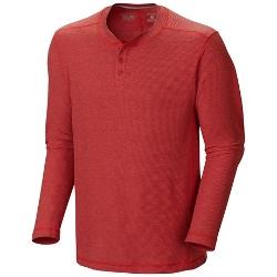 Mountain Hardwear  - Trekkin Thermal Henley Shirt