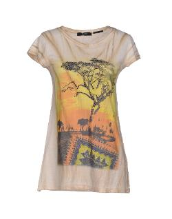 Guess By Marciano  - Print T-Shirt