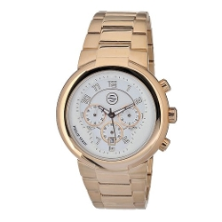 Philip Stein - Gold Plated Chronograph Watch