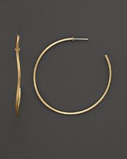 Marco Bicego  - Jaipur Link Thin Hoop Earrings