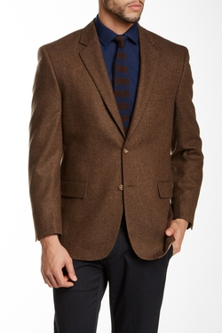 Kroon - Peak Lapel Two Button Blazer
