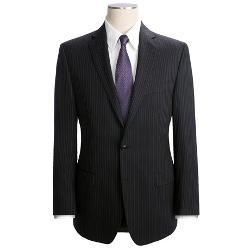 Calvin Klein  - Pinstripe Suit