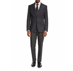 Boss Hugo Boss - Micro-Nailhead 3-Piece Suit