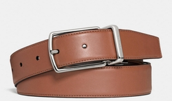 Coach - Reversible Smooth Leather Belt