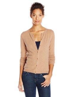 Sofie  - Cashmere Classic Cardigan Sweater