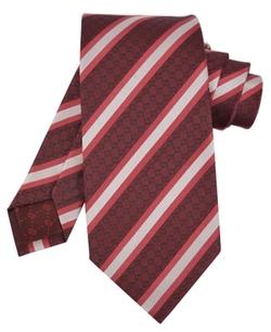 Gucci  - Guccissima Woven Silk Neck Tie