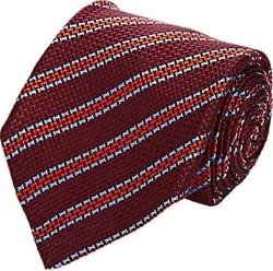Kiton - Diagonal-Striped Necktie