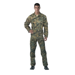 Rothco - Woodland Digital Camouflage Flight Suit