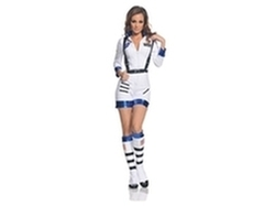 New Egg - Astronaut Stretch Romper Costume