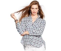 Denim & Supply Ralph Lauren  - Plaid Utility Shirt