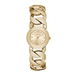 JCPenney - Womens Open Link Bracelet Watch