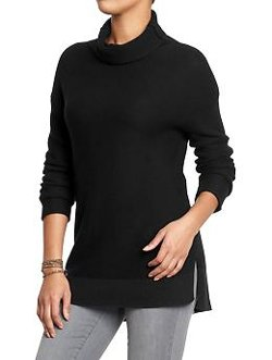 Old Navy - Womens Funnel-Neck Sweaters