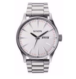 Nixon  - Sentry Stainless Steel Watch