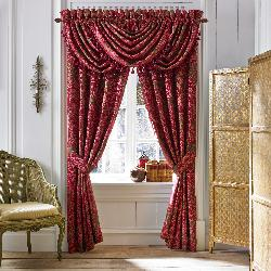 Croscill  - Fuchsia Window Collection