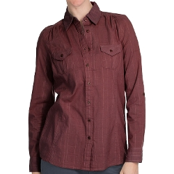 Aventura Clothing - Button Front Long Sleeve Tatum Shirt