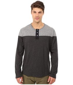 Lucky Brand - Color Block Henley shirt